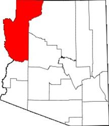 Mohave Map